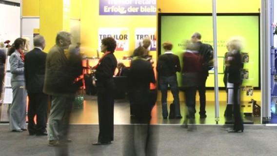 Sponsoring und Ausstellung