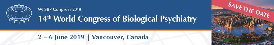 14th World Congress of Biological Psychiatry